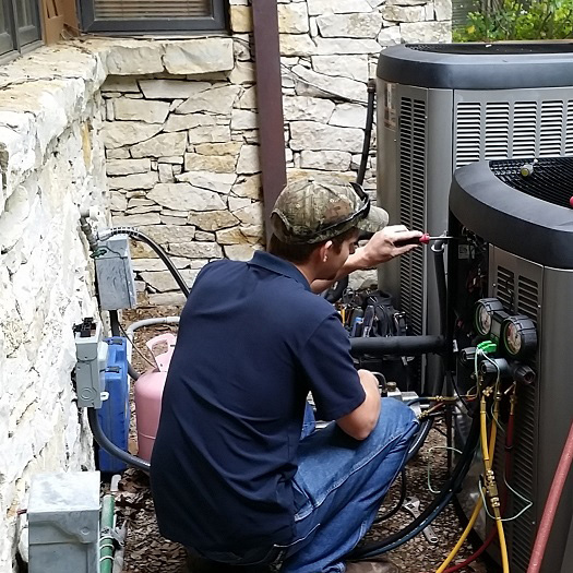 Get your AC replacement done by Ben Maines Air Conditioning, Inc. in Longview TX