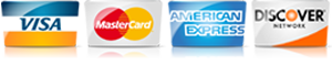For AC repair service in Longview TX, we accept most major credit cards.